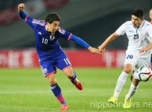 JAL Challenge Cup 2015: Japan 5-1 Uzbekistan
