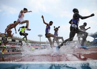IAAF World Challenge Seiko Golden Grand Prix 2015 Kawasaki