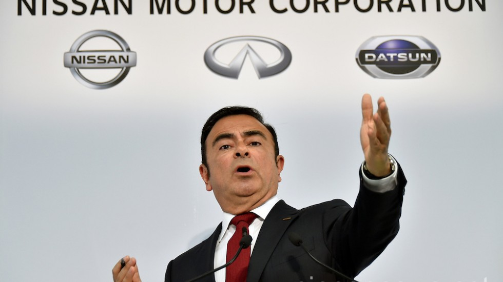 Nissan Motor Announces Financial Results for FY2014
