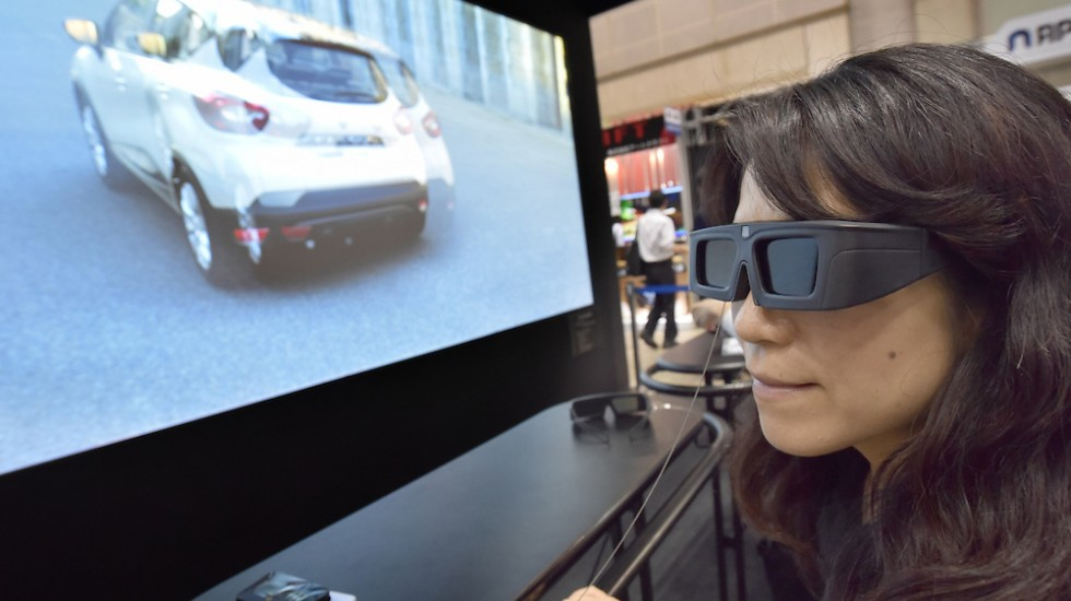 3D and Virtual Reality Expo 2015