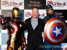 Avengers Age of Ultron Japan Premiere