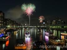 38th Sumida River Fireworks Festival