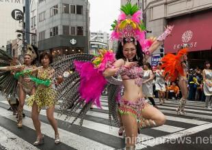 34th Asakusa Samba Carnival