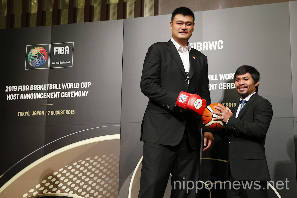 International Basketball Federation Meets to Decide Host for 2019 FIBA Basketball World Cup