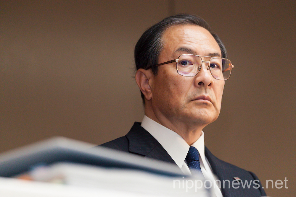 Toshiba reports 2014 FY net loss after 155 bil Yen accounting scandal