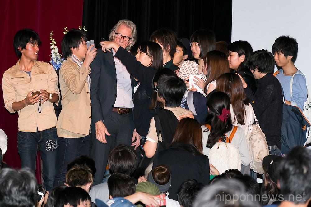 Paul Smith Speaks at Waseda University