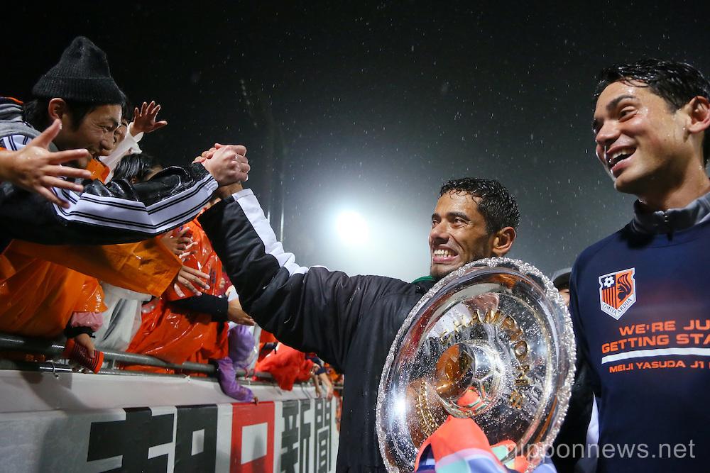 Omiya Ardija Crowned J2 Champions