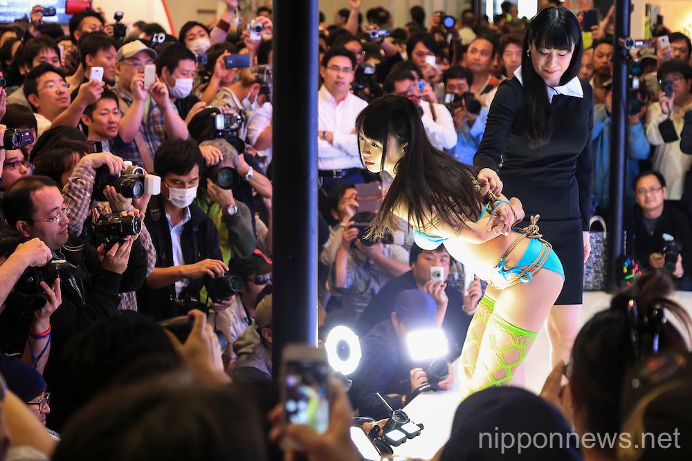 Erotic Entertainment In Japan