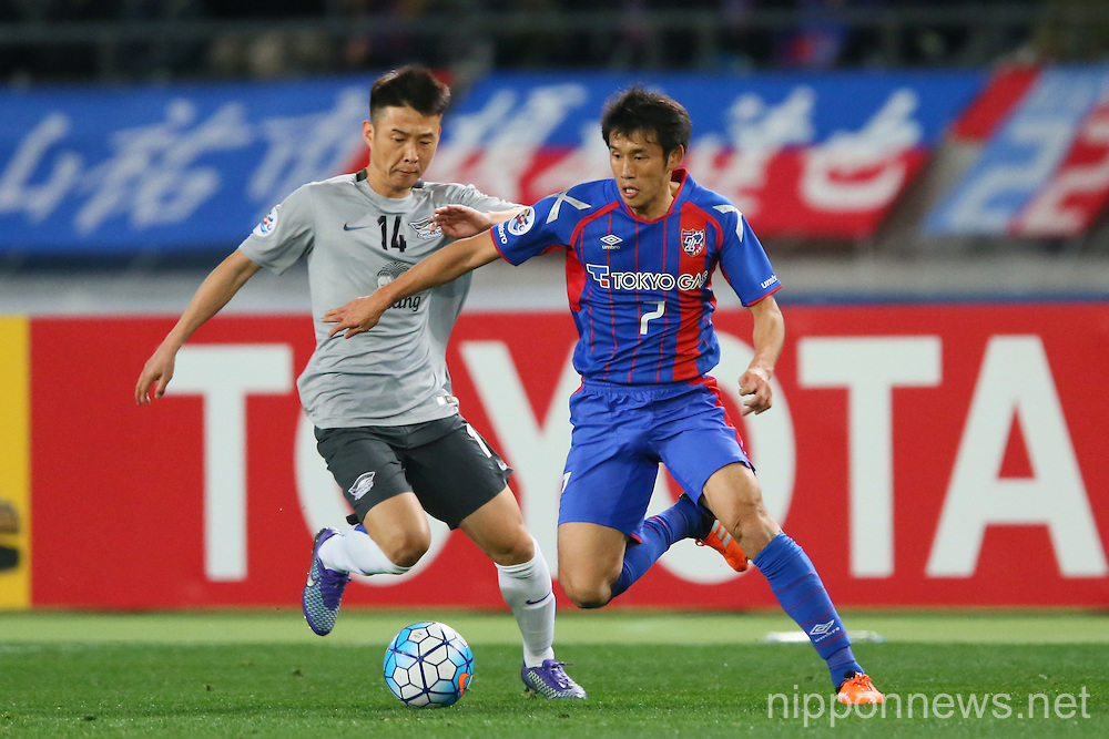 AFC Champions League 2016 Play-off : FC Tokyo 9-0 Chonburi FC