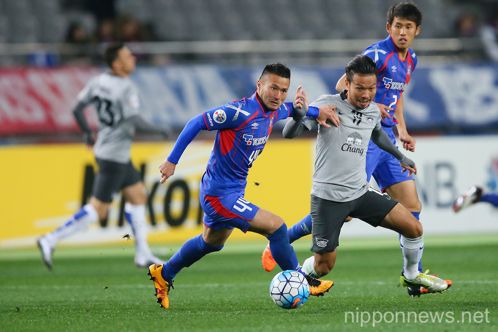 AFC Champions League 2016 Play-off: FC Tokyo 9-0 Chonburi FC