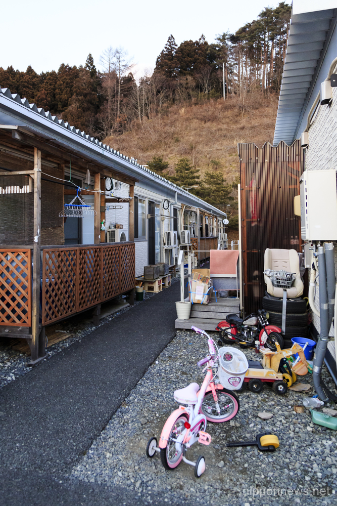 5 years after the 2011 Tohoku Earthquake and Tsunami