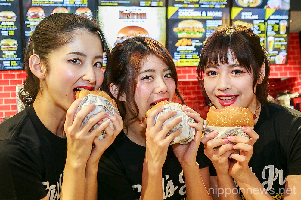 Carl's Jr. Opens its First Restaurant in Japan