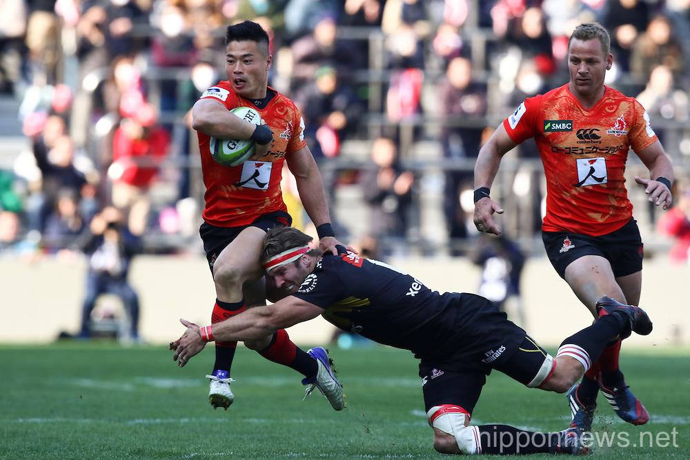 Super Rugby – Sunwolves 13-26 Lions