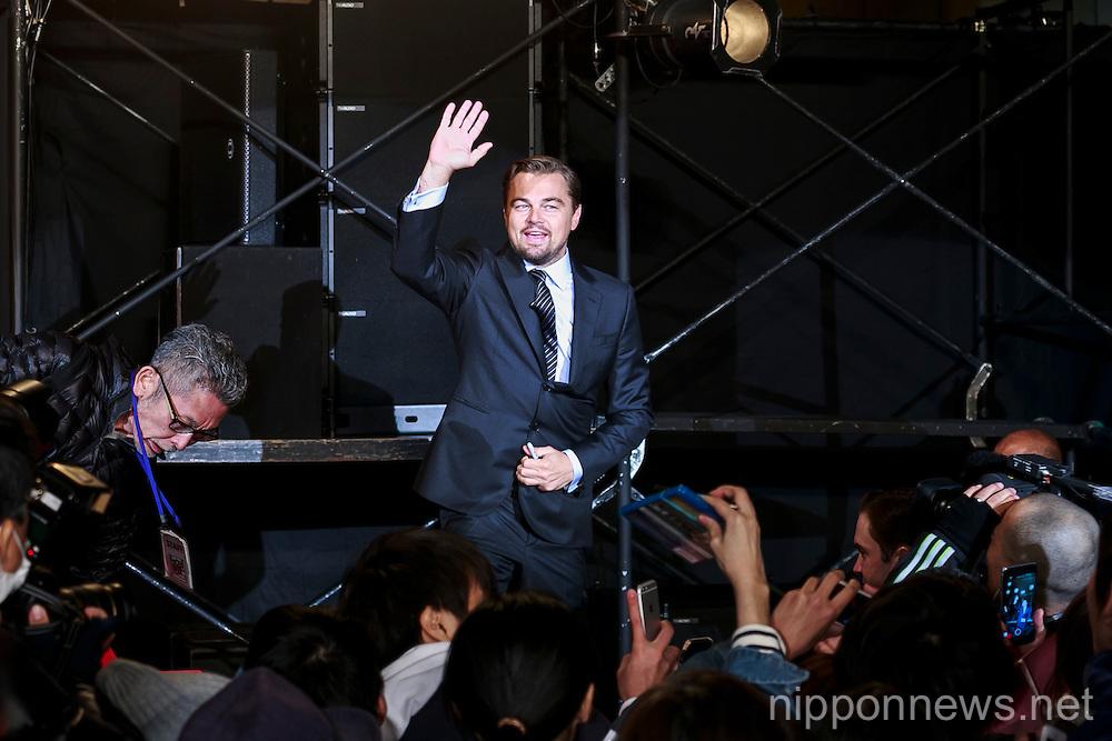 The Revenant Japan Premiere