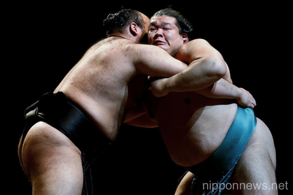 1st Grand Sumo Tournament Kawasaki Furusato Basho