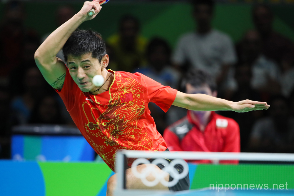 Rio 2016 Olympic Games - Table Tennis