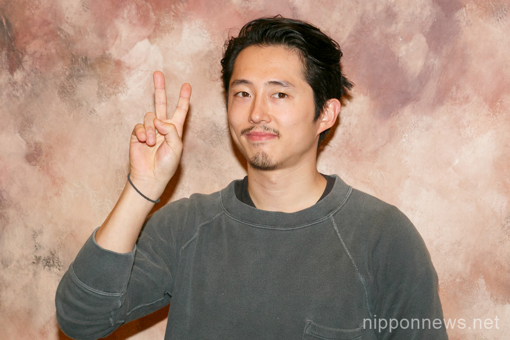 The Walking Dead cast attend Hollywood Collector's Convention in Tokyo