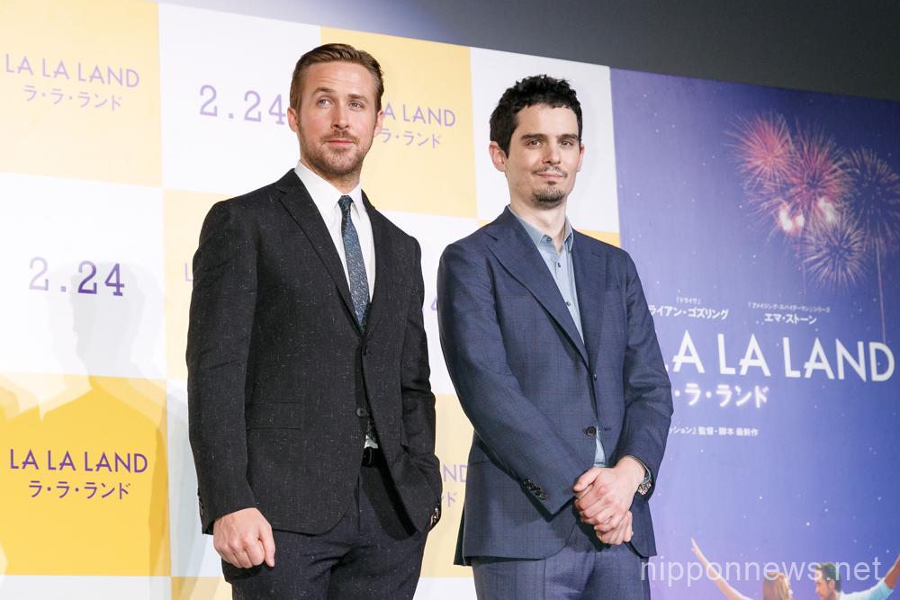 La La Land Japan Premiere