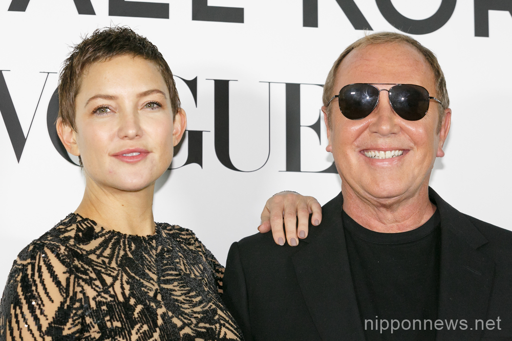 Michael Kors & Kate Hudson attend Charity Gala Dinner in Tokyo