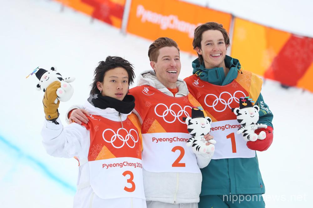 Japan's Ayumu Hirano wins silver behind Shaun White in Halfpipe