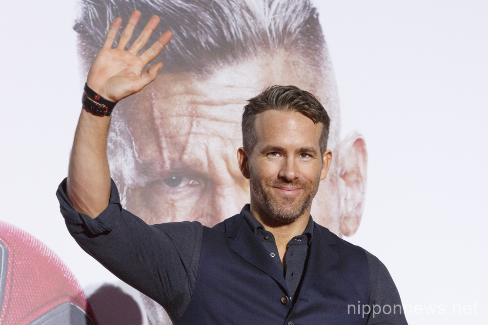 Deadpool 2 Japan Premiere