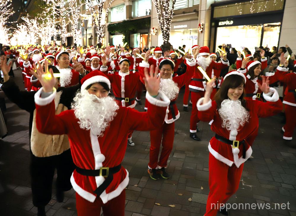 Marunouchi Christmas Parade