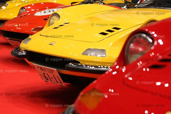 Tokyo Nostalgic CarTokyo Nostalgic CarBP東京ノスタルジックカーショー20周年記念