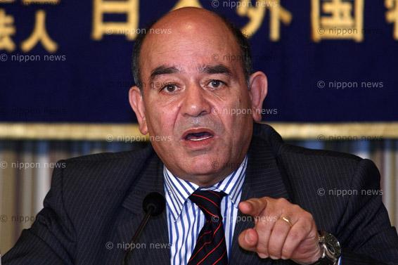 Raji Sourani's talkRaji Sourani's talkラジ・スラーニ、ガザ地区の弁護士、パレスチナ人権センター代表