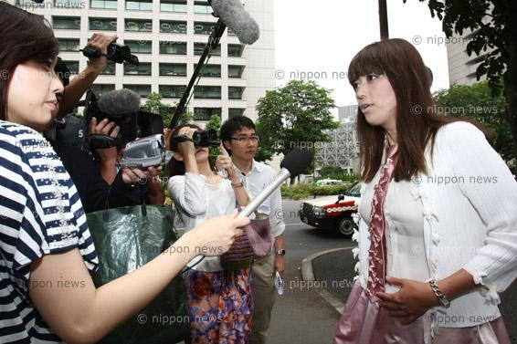 Prada Japan Case Prada Japan Case  元プラダ、ボブリース里奈さん、全身シャネルで裁判所へ