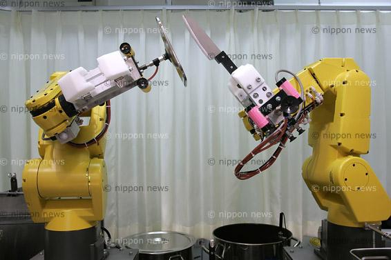 Japan's Ramen RobotJapan's Ramen RobotJapan's Ramen Robot
