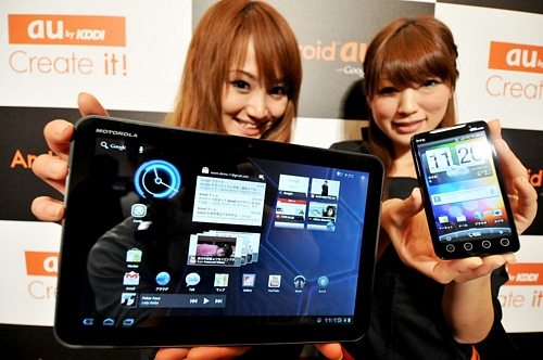 Motorola's XOOM, an Android 3.0 TabletMotorola's XOOM, an Android 3.0 TabletMotorola's XOOM, an Android 3.0 Tablet
