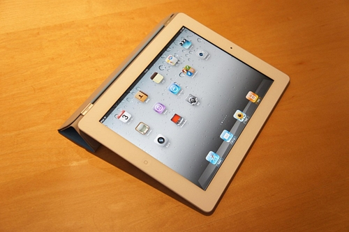 Preview of Apple's iPad 2Preview of Apple's iPad 2米アップル「iPad2」発表 日本でも3月末発売