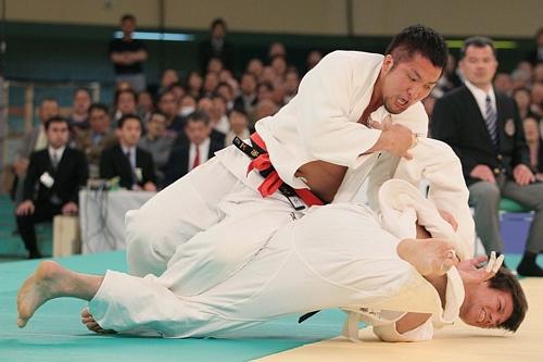 All Japan Judo ChampionshipsAll Japan Judo Championships全日本柔道選手権 鈴木桂治が4年ぶりの優勝