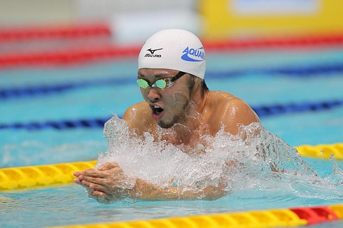 Japan Open 2011 Swimming ChampionshipsJapan Open 2011 Swimming Championships競泳 ジャパンオープン 200m 平泳ぎ 表彰