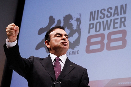 Nissan Announces Power 88 Six-Year Business Plan