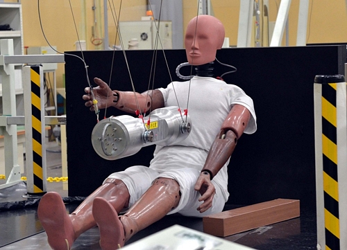 Toyota Crash Test DummyToyota Crash Test DummyToyota Crash Test DummyToyota Crash Test Dummy