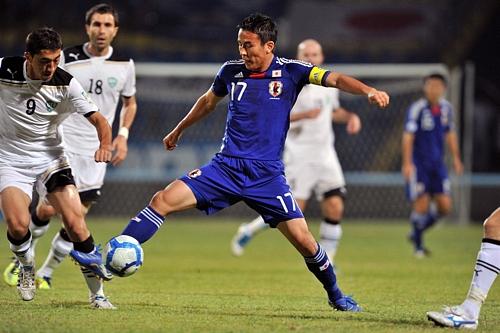 2014 FIFA World Cup Brazil: Asian Qualifier 3rd Round – Uzbekistan 1-1 Japan