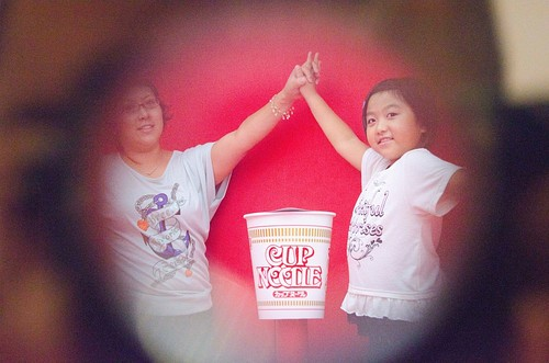 Nissin Cup Noodles Museum Grand Opening