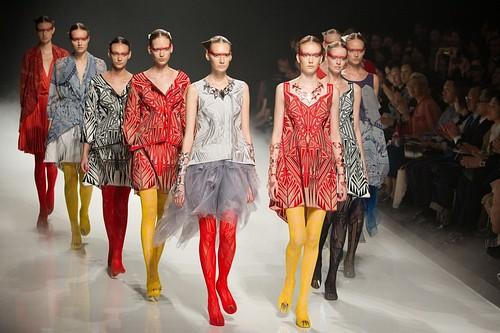 SOMARTA – Mercedes-Benz Fashion Week Tokyo 2012 Spring/Summer