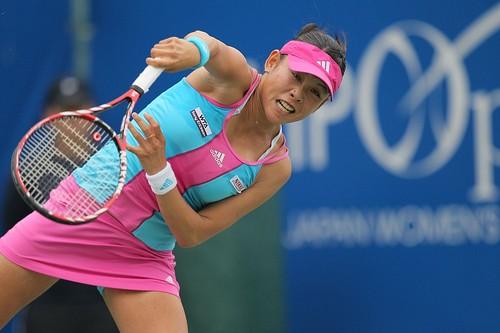 2011 HP Japan Women's Open TennisHP女子オープン2011 女子シングルス 1回戦