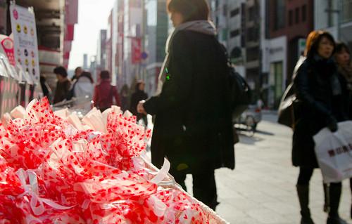 Valentine's Day in JapanバレンタインデーValentine's Day in JapanValentine's Day in Japan
