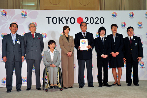 Tokyo Presents Improved Olympic Bid for 2020 Games