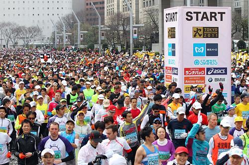 Tokyo Marathon東京マラソンTokyo MarathonTokyo Marathon