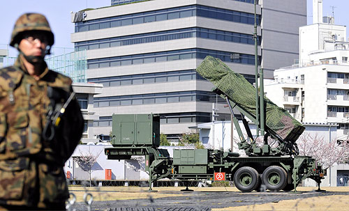 Japan Takes Precaution on North Korea's Missile Launch