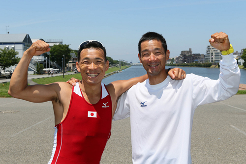 Japan National Rowing Team Training – Saitama, Japan