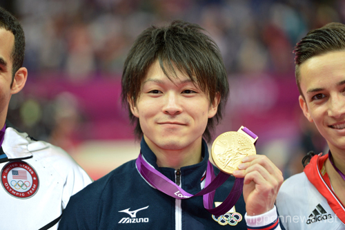 2012 Olympic Games – Artistic Gymnastics – Men's Individual All-Around2012 Olympic Games – Artistic Gymnastics – Men's Individual All-Around2012 Olympic Games – Artistic Gymnastics – Men's Individual All-Around2012 Olympic Games – Artistic Gymnastics – Men's Individual All-Around