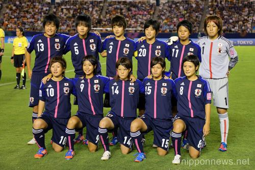FIFA U-20 Women's World Cup Japan 2012 Japan 4-0 Switzerland