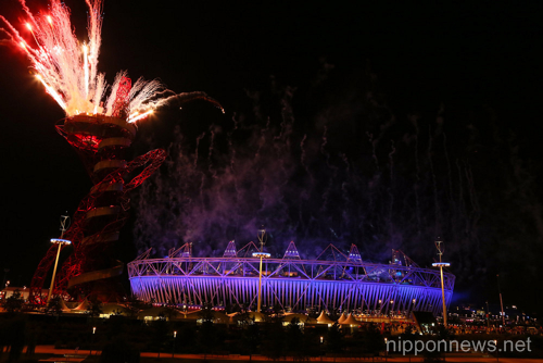2012 Olympic Games – Closing Ceremony2012 Olympic Games – Closing Ceremony2012 Olympic Games – Closing Ceremony2012 Olympic Games – Closing Ceremony