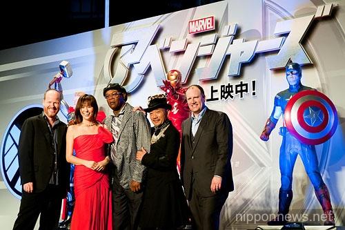 """""""The Avengers"""" Japan Premiere""""The Avengers"""" Japan Premiere""""The Avengers"""" Japan Premiere""""The Avengers"""" Japan Premiere"""