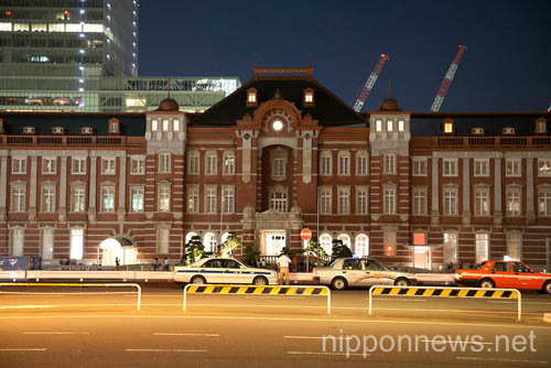 Tokyo Station Building Renewal OpeningTokyo Station Building Renewal OpeningTokyo Station Building Renewal OpeningTokyo Station Building Renewal Opening